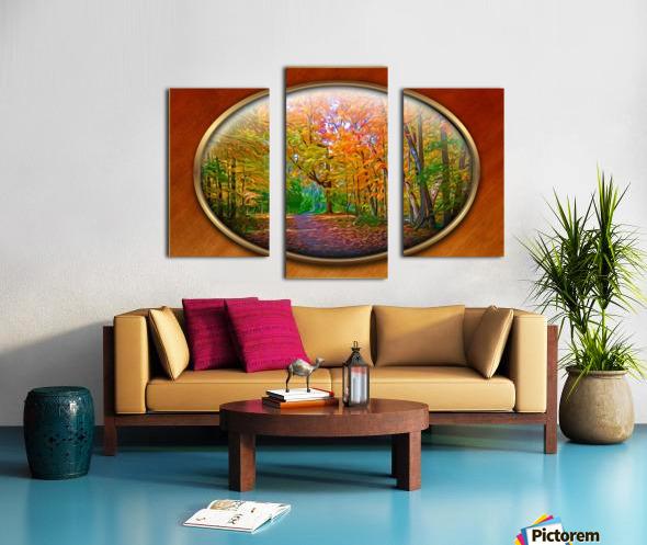 Landscape 15 Canvas print