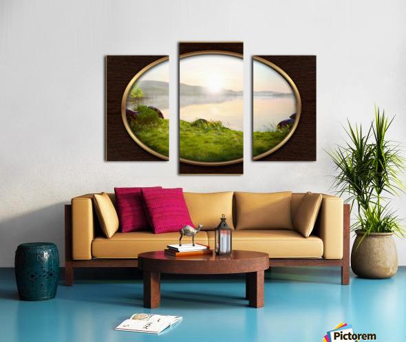 Landscape 13 Canvas print