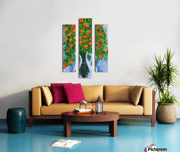 Tilt Impression sur toile