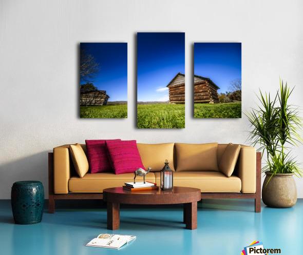 Cades Cove Canvas print