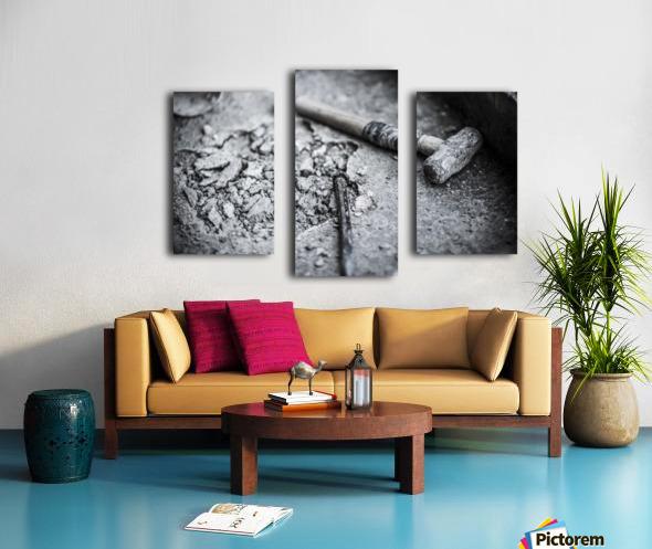 Hammer Canvas print
