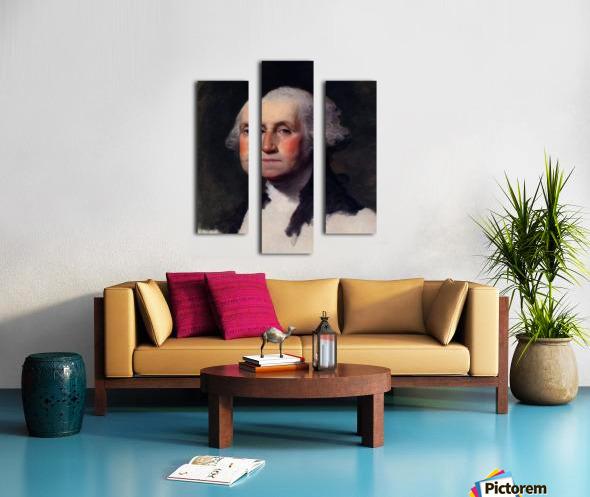 Gilbert Stuart Canvas print