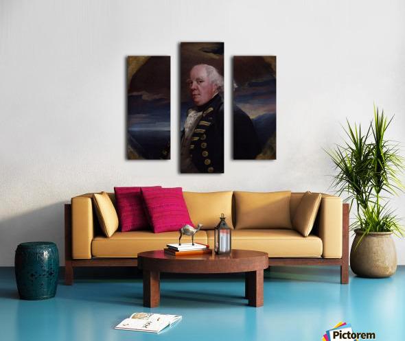 Samuel Barrington Canvas print