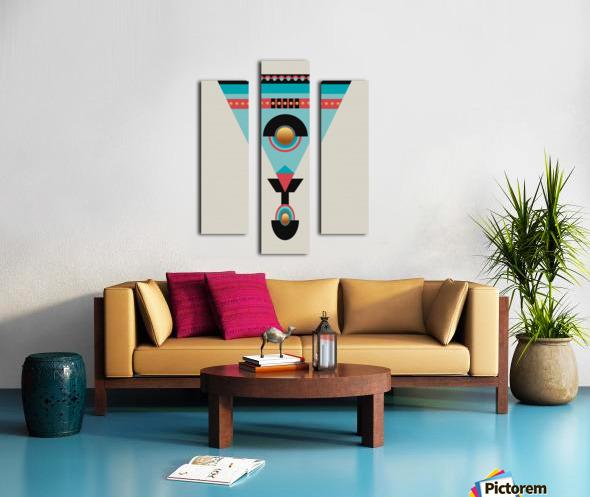Cleoptra Canvas print
