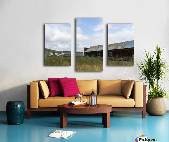Dawson City, YT   19 Canvas print