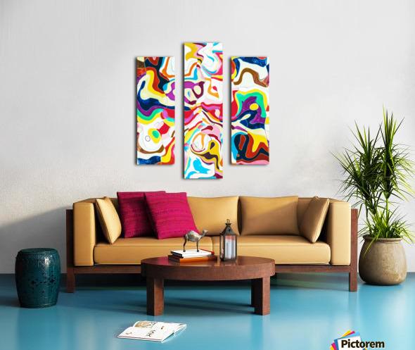 Bipolar Impression sur toile