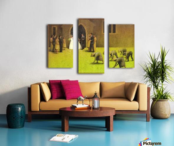 PawelKuczynski31 Canvas print