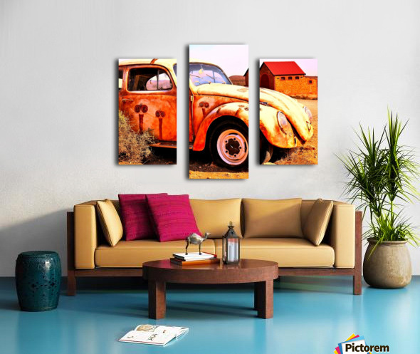 Quirky Sights of the Outback 5 Canvas print