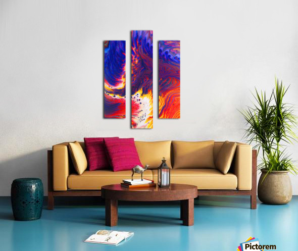 Kindle Your Inner Flame Canvas print