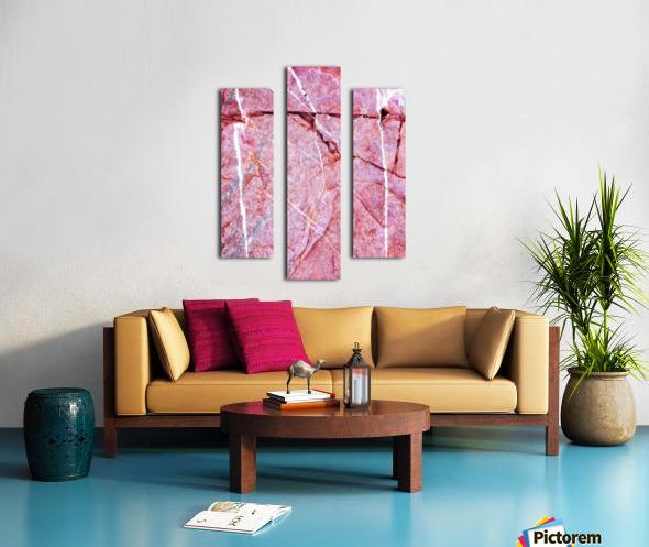 Australia Rocks - Abstract 7 Canvas print