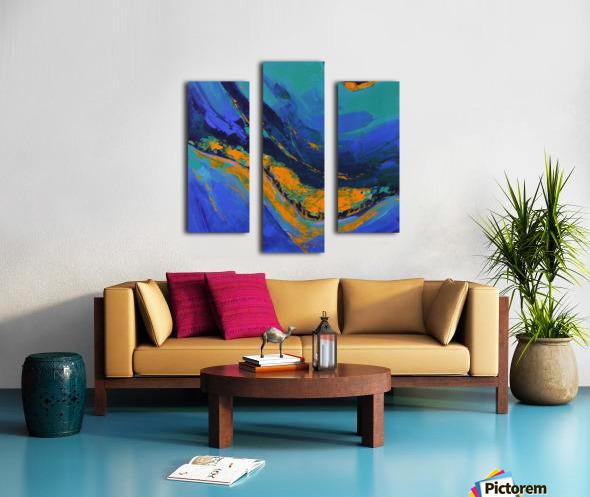 The Grand Canyon_7 18x18 Canvas print
