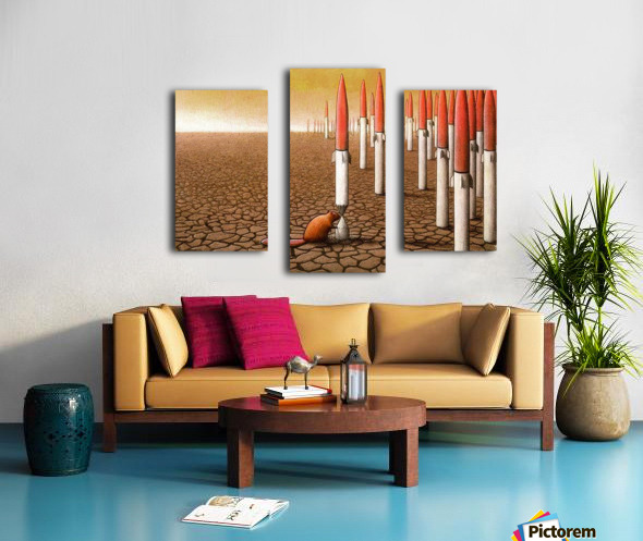 PawelKuczynski48 Canvas print