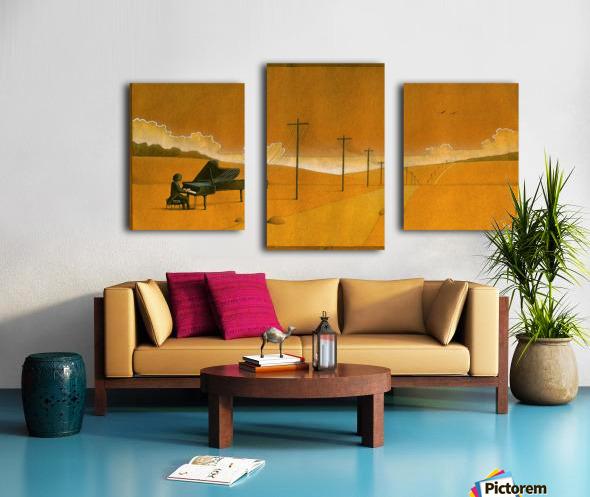 PawelKuczynski59 Canvas print