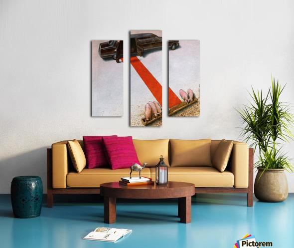 PawelKuczynski62 Canvas print