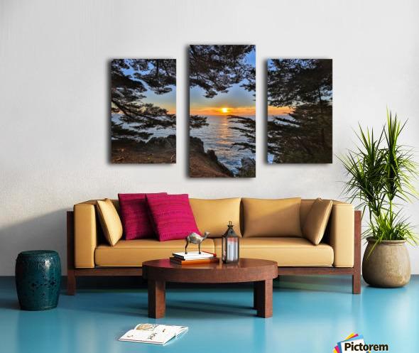 fleeting memories Canvas print
