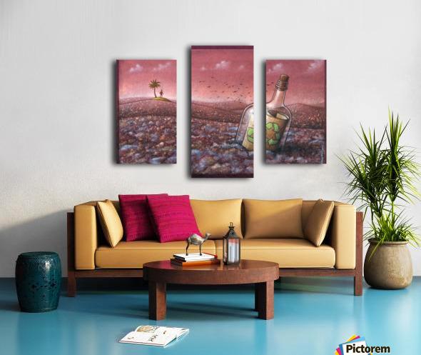 PawelKuczynski69 Impression sur toile
