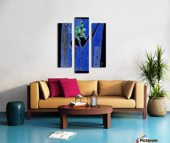 bck Kamel1 Canvas print