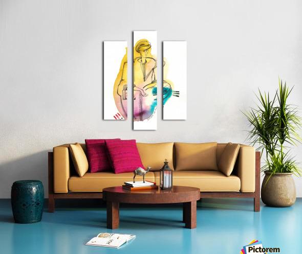Kreol maghribia_4 Canvas print