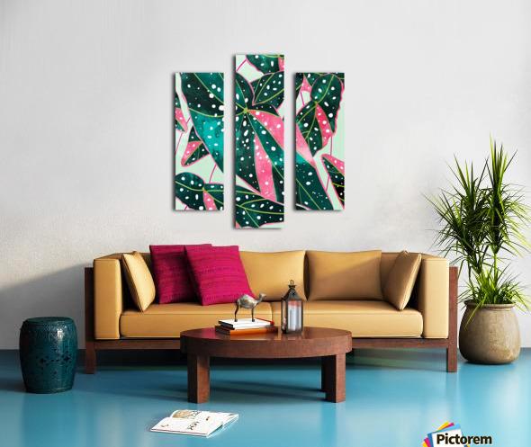 Haripriya Canvas print