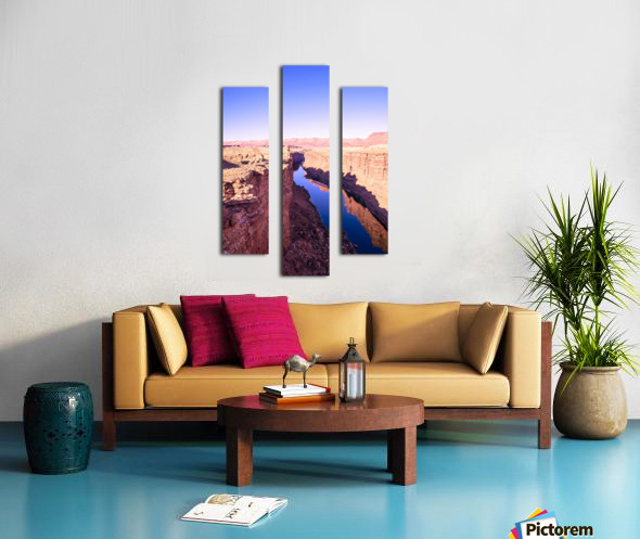 Marble Canyon Canvas print