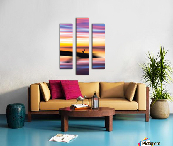 Dreamlike Canvas print