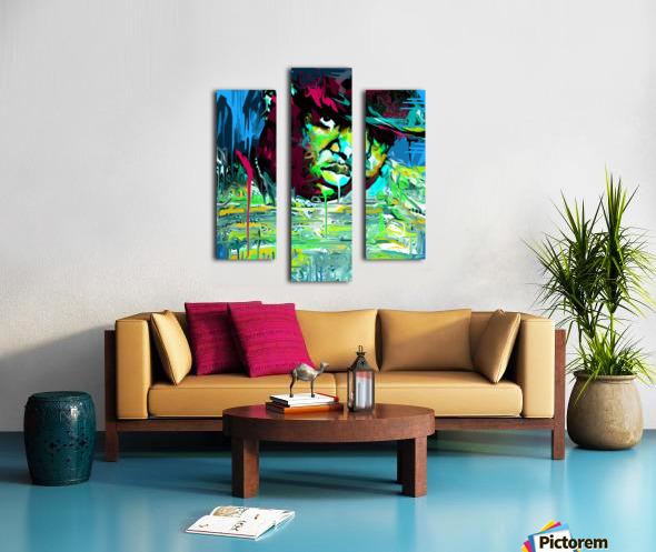big3 Canvas print