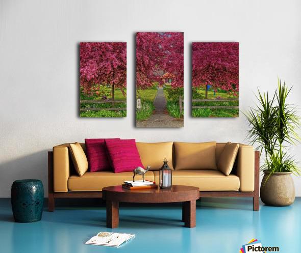 pinkdream1 Canvas print