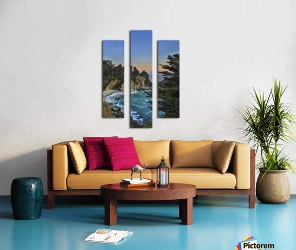 Para-Paradise Canvas print