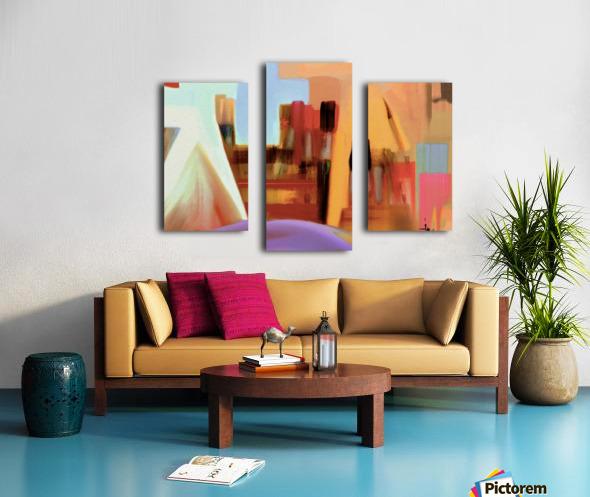 2456 Canvas print
