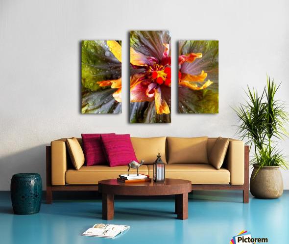 The Multicolored You Canvas print