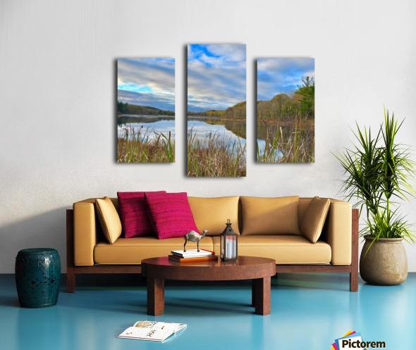 Granville Pond Canvas print