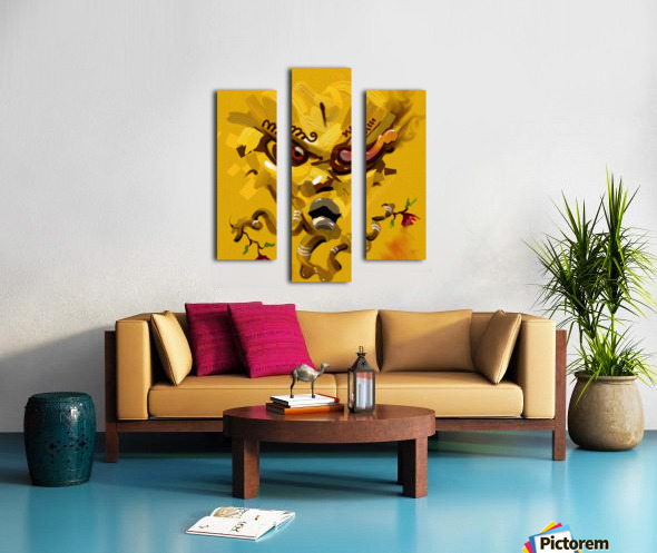 CALL_1574263173.8484 Canvas print