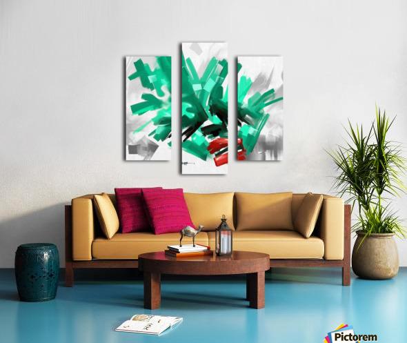 ZXVBC Canvas print