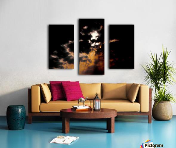 Sky Talk Canvas print