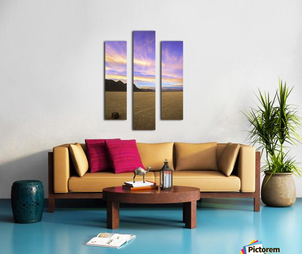 Mysterious World Canvas print
