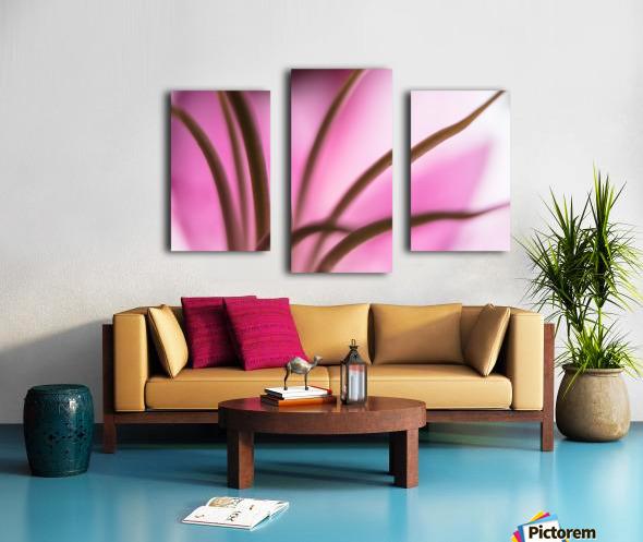 Pinky 3 Canvas print