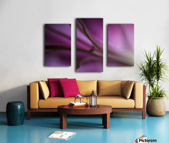 Pinky 1 Canvas print
