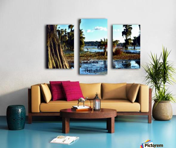 Seek Me Out Canvas print