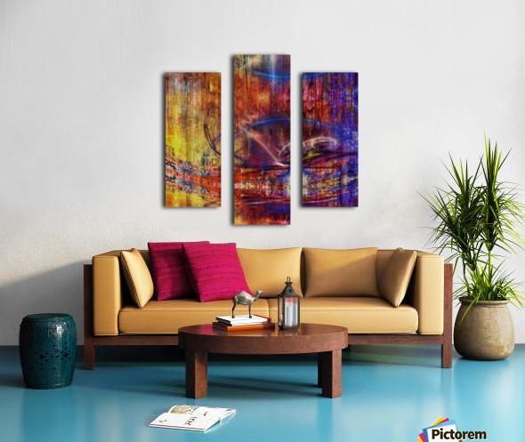 Calika (4) Canvas print