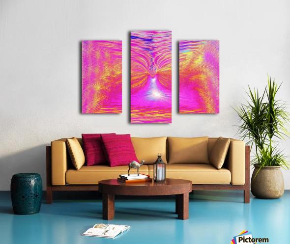 Angel Of Light 1 Canvas print