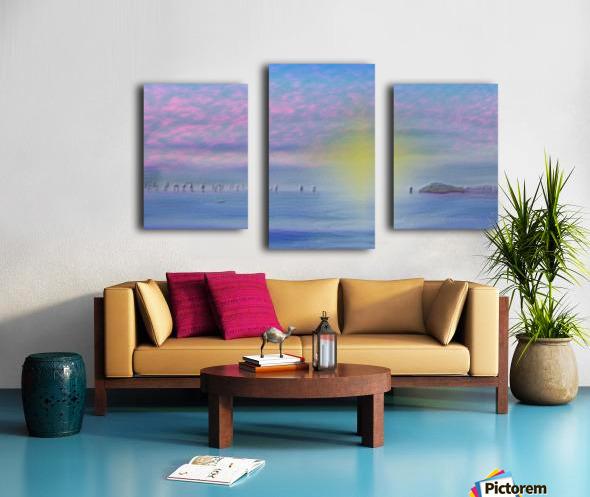 Laguna Di Venezia Canvas print