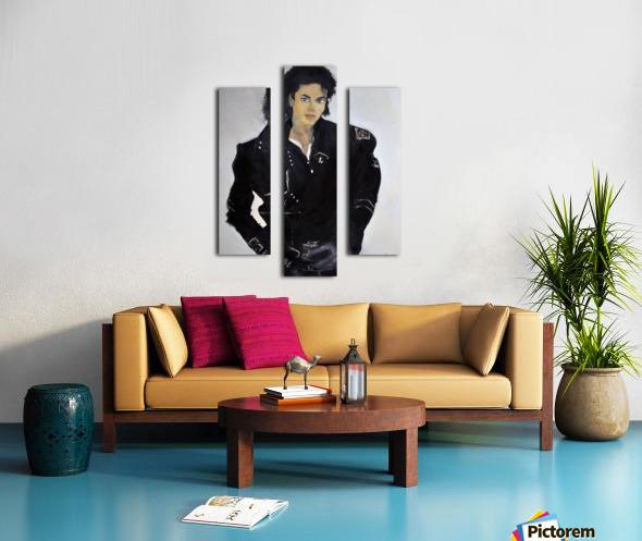 Michael_High_Res Canvas print