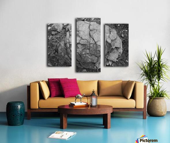 minor world falling apart Canvas print