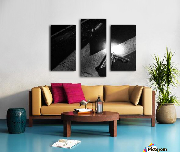 your creative endeavor Canvas print