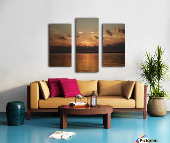 Georgian Sunrise Canvas print
