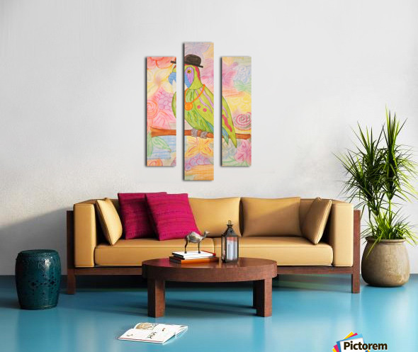 aviary image 1578372636866[1] Canvas print