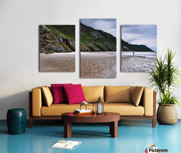 Maghera Beach - Ireland Canvas print