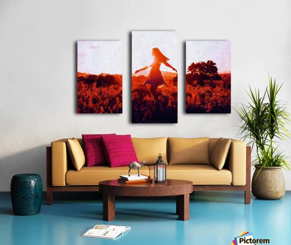 LaBelle Canvas print
