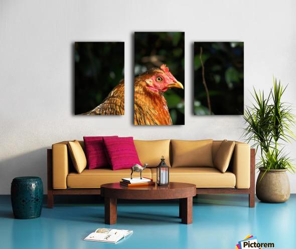 You Turkey Canvas print