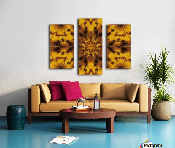 Spiritual Sunshine  31 Canvas print